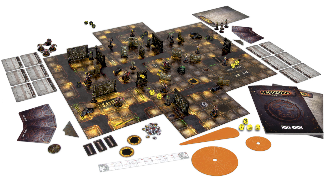 New Necromunda Information from NOVA Open | Wyrd Stones and Tackle Zones