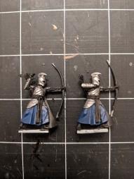 Iron Warriors vs. Leadbelcher